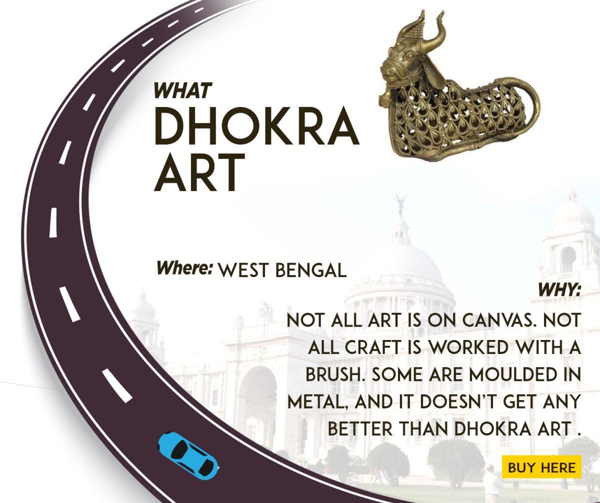 Dhokra art india
