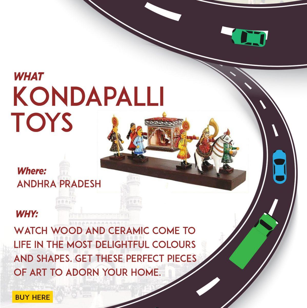 kondapalli toys india