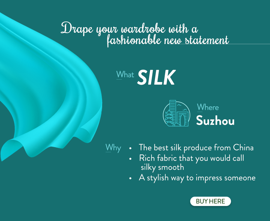 Silk from china