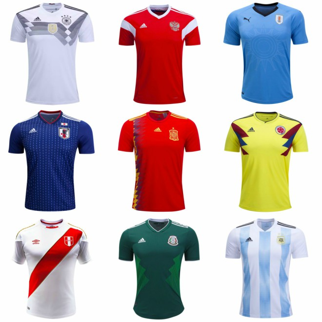 timeless design 46c10 7a783 Things You Must Have To Celebrate This FIFA Season - 1GrandTrunk