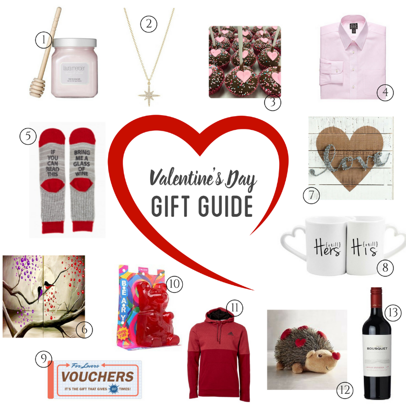 af18ba0bb6e2c Not sure what to buy? We have rounded up ten most fabulous Valentine's Day  gifts for her.